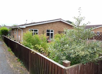 Thumbnail 2 bed bungalow for sale in Warwick Walk, Hereford