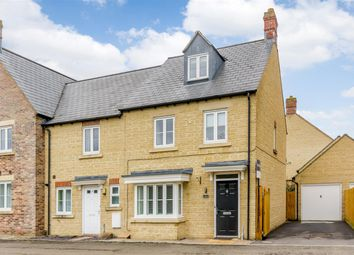 Thumbnail 3 bed end terrace house for sale in Boundary Lane, Carterton