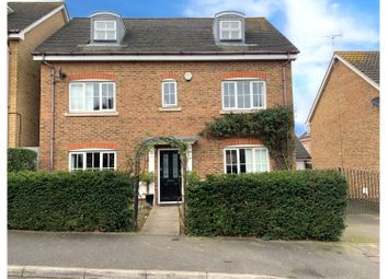 Thumbnail 5 bed detached house for sale in Mason Way, Wainscott, Rochester