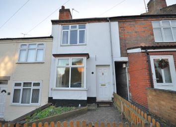 Thumbnail 3 bed terraced house to rent in Lower Outwoods Road, Burton-On-Trent