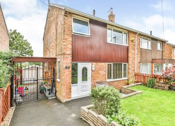 Thumbnail 3 bed semi-detached house for sale in Grenfolds Road, Grenoside, Sheffield