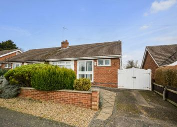 Thumbnail 2 bed semi-detached bungalow for sale in Spring Gardens, Earls Barton, Northampton