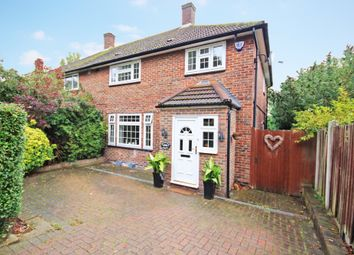 Thumbnail 4 bed semi-detached house for sale in Grosvenor Drive, Loughton