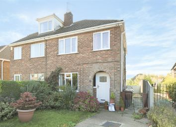 Thumbnail 3 bed semi-detached house for sale in Jenned Road, Arnold, Nottingham