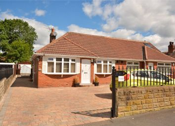 Thumbnail 3 bed semi-detached bungalow for sale in New Templegate, Templenewsam, Leeds