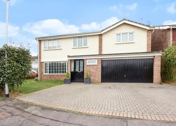 Thumbnail 5 bedroom detached house for sale in Charvil, Close To Sonning, Twford And Wargrave