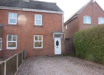 Thumbnail 2 bed cottage to rent in London Road, Woore, Crewe