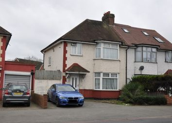 Thumbnail 3 bed semi-detached house for sale in Harlington Road East, Feltham