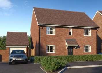 Thumbnail 4 bed detached house for sale in Edith Drive, Alton, Hampshire