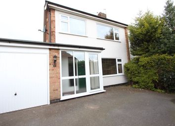 Thumbnail 3 bed property to rent in Far Lash, Burbage, Hinckley