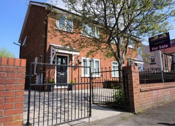 Thumbnail 3 bed semi-detached house for sale in Mines Avenue, Prescot