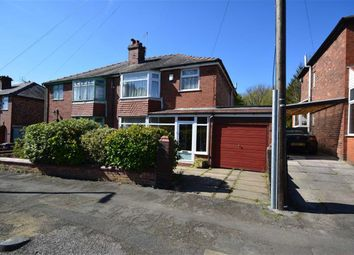 Thumbnail 3 bed semi-detached house for sale in St Anns Road, Prestwich Manchester