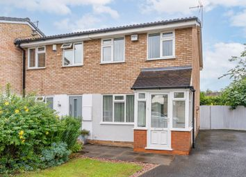 Thumbnail 2 bed terraced house to rent in Lesscroft Close, Pendeford, Wolverhampton