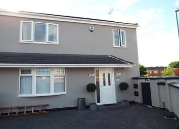 Thumbnail 2 bed end terrace house to rent in Garrett Grove, Clifton, Nottingham