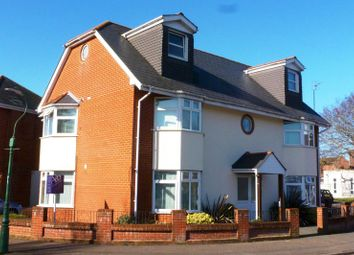 Thumbnail 1 bed flat to rent in Priory View Road, Moordown, Bournemouth