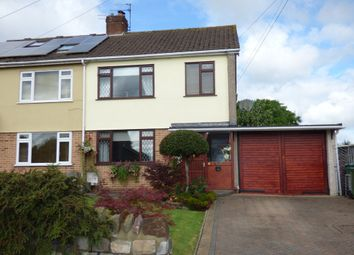 Thumbnail 3 bed semi-detached house for sale in Upper Stone Close, Frampton Cotterell, Bristol