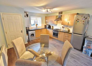 Thumbnail 4 bed town house for sale in Corbel Way, Eccles, Manchester