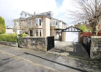 Thumbnail 6 bedroom semi-detached house for sale in 61, Woodlin Avenue, Old Cathcart, Glasgow G445Ty