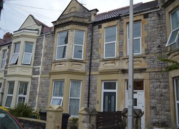 Thumbnail 2 bed flat to rent in Sunnyside Road, Weston-Super-Mare
