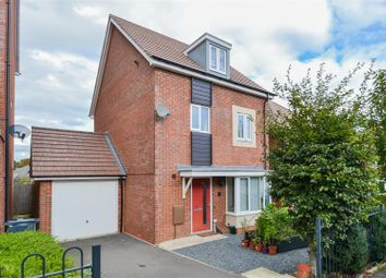 Thumbnail Detached house for sale in Bracken Way, Malvern