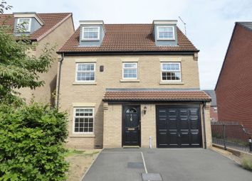 Thumbnail 5 bed detached house to rent in Edgbaston Drive, Retford