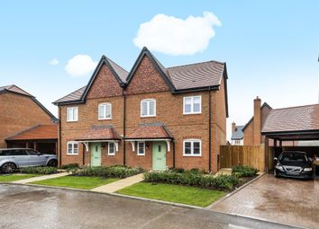Thumbnail 3 bedroom semi-detached house to rent in Eldridge Park, Wokingham