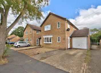 Thumbnail 4 bed detached house for sale in Douglas Road, Bedford, Bedfordshire
