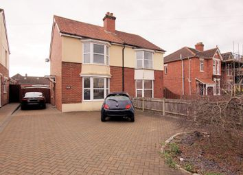 Thumbnail 2 bed semi-detached house for sale in West Street, Portchester, Fareham
