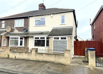 Thumbnail 3 bed semi-detached house for sale in Merlin Road, Middlesbrough