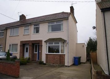 Thumbnail 3 bed property to rent in Marlborough Road, Lowestoft