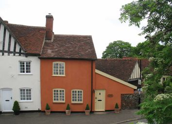 Thumbnail 2 bed cottage for sale in Bears Lane, Lavenham, Sudbury