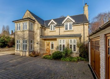 Thumbnail 5 bedroom detached house for sale in Swanhill, Wansford, Peterborough