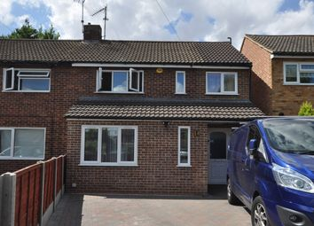Thumbnail 4 bed semi-detached house to rent in Patricia Gardens, Bishops Stortford, Hertfordshire