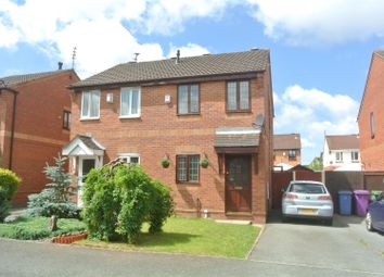 Thumbnail 2 bed semi-detached house for sale in Coulport Close, Dovecot, Liverpool