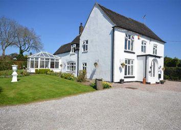 Thumbnail 5 bed detached house for sale in Longton Road, Barlaston, Stoke-On-Trent
