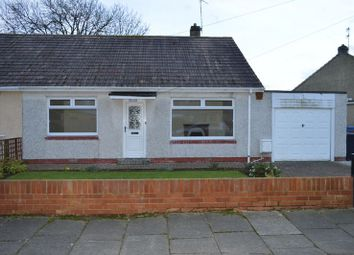 Thumbnail 2 bed semi-detached bungalow to rent in Ferneybeds Estate, Widdrington, Morpeth