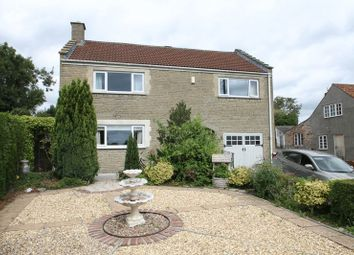 Thumbnail 5 bed detached house for sale in Upper Coxley, Wells