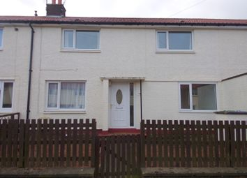 Thumbnail 3 bed terraced house to rent in Lee Avenue, Shilbottle, Alnwick