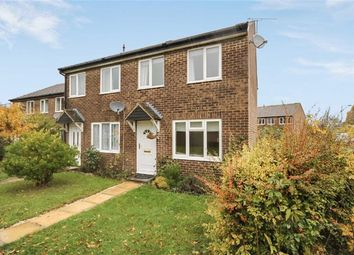 Thumbnail 2 bed end terrace house for sale in Sevenfields, Highworth, Wiltshire