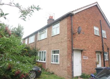 Thumbnail 2 bed maisonette for sale in 20A Tudor Road, Camp Hill, Nuneaton