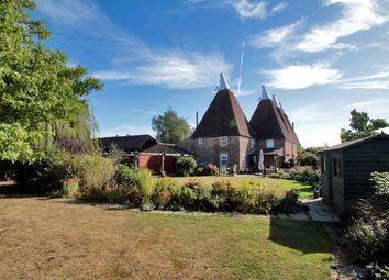 Thumbnail 4 bed semi-detached house for sale in New Lodge Farm, Hunton Road, Chainhurst, Kent