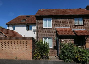 Thumbnail 2 bedroom terraced house for sale in Hornbeam Close, Honiton, Devon