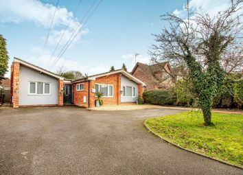 Kennylands Road, Sonning Common, Reading RG4. 5 bed detached bungalow