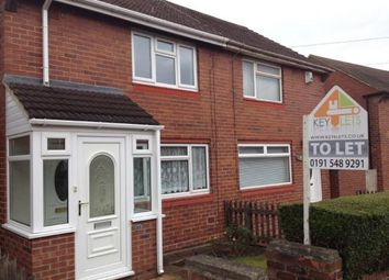 Thumbnail 1 bedroom semi-detached house to rent in Rannoch Road, Sunderland