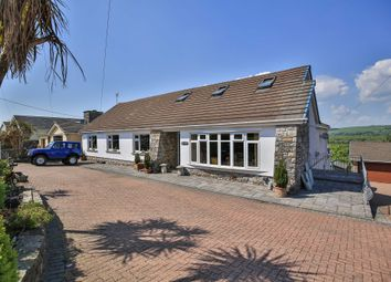Thumbnail 5 bedroom detached house for sale in John Street, Cefn Cribwr, Bridgend