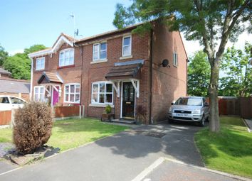 Thumbnail 2 bed semi-detached house for sale in Roysten Gardens, St. Helens