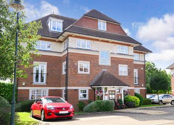 Thumbnail 2 bed flat for sale in Admiral Way, Kings Hill, West Malling, Kent
