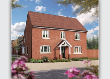 "Thumbnail 4 bed detached house for sale in ""The Montpellier"" at Coupland Road, Selby"