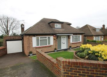 Thumbnail 3 bed bungalow for sale in Shady Bush Close, Bushey