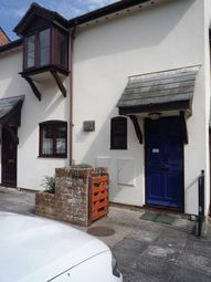 Thumbnail 2 bedroom terraced house to rent in Furzedown Mews, Hythe, Southampton